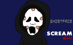 Scream The TV Series - Ghostface (Official Mask) by Ghostbustersmaniac