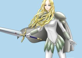 Teresa - Claymore by Muryska