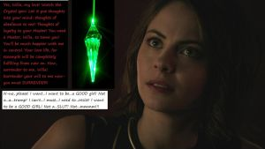 Willa Holland and the Crystal Part 3 by HypnoHunter