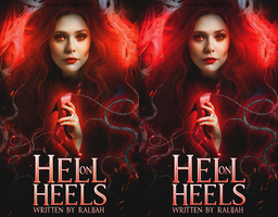 HELL ON HEELS | cover contest entries by elisatlfsse
