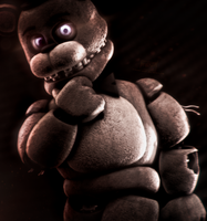 [SFM/FNAF2] Withered Freddy. by NikzonKrauser