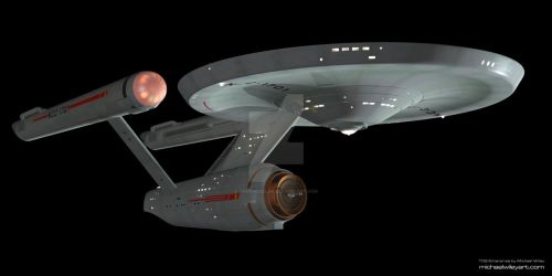 Where No Man Has Gone Before by trekmodeler