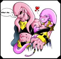 Buu luv by Dokuro