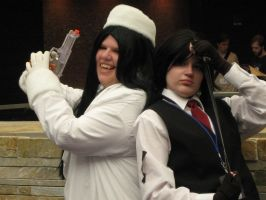 ACen Hellsing Photoshoot 13 by dunkler-adlig