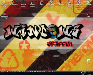 Vista Graffiti All v1.0 Theme by neves9002