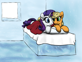 RariJack on the rocks by furor1