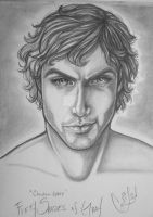 Christian Grey by Candylands