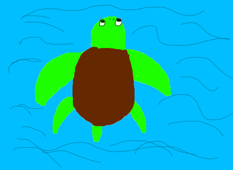 Turtles of the sea by FireDaisy365