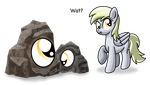 Derpy Rocks by RockingScorpion