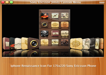 Iphone Renaissance Icon by Jinsey