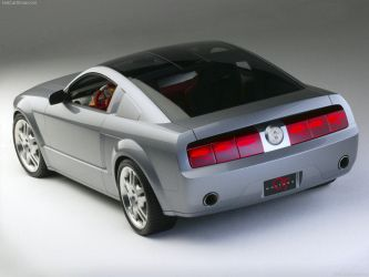Ford Mustang GT Coupe Concept 03 by knobiobiwan
