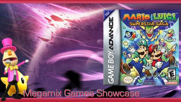 Megamix Games Showcase Ep20 by NautoAceOne