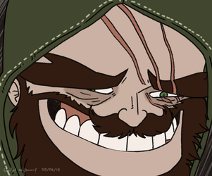 when you ult and surprise crit from behind by EmzieTowers