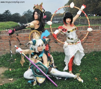 Dynasty Warriors by MoguCosplay