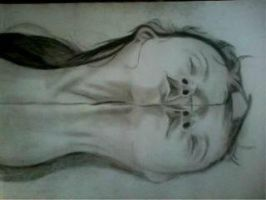 2013 drawing - mirrored :) by nielopena