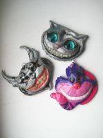 Cheshires by angelicon