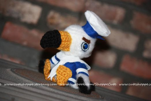 Animal Crossing: Gulliver by potato-at-heart
