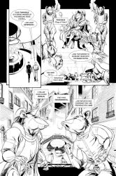 THE CROW - A New Beginning - PAGE 04 by sir-wesley666