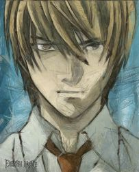 Death Note - Light Yagami by thephoenixprod