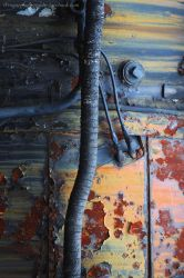 colors of decay by wroquephotography
