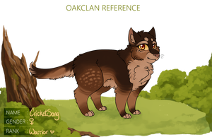 Oakclan: Cricketsong application by CaptainClovey