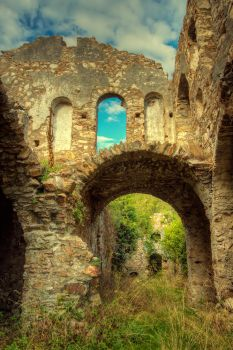 Greece - Mystras - 011 by GiardQatar
