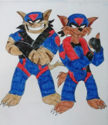 The SWAT KATS by JQroxks21