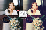 PSD Coloring 005 by vesaspring