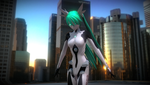 [MMD] Ghost In The Shell [Pose dl] by Rakki-Star
