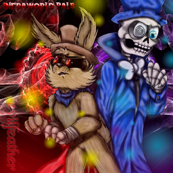 [GIFT] Infraworld Pals by evilfeather
