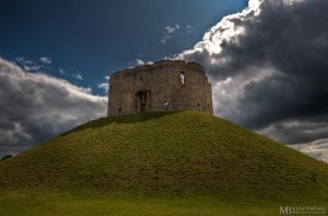 Clifford's Tower by Yupa