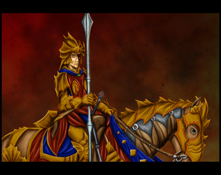 Lord of Farrin II by slithas
