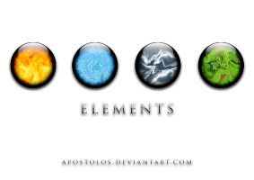 The Elements by Apostolos