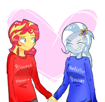Manipulative Blowhard X Biggest Meanie by noahther