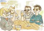 The Yogscast Beer by Mr-Xvious