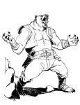 Werebear (Commission) by mepol