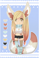 Valentine Collab Auction [CLOSED] by WanNyan