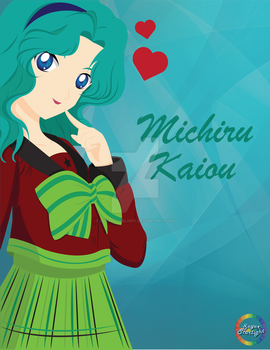 Michiru Kaiou poster by SugarStarlight