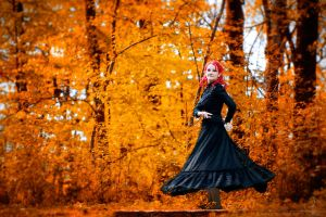 lovely autumn by Suvelis