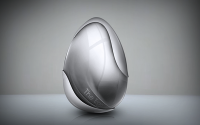 The Egg by Cube-Community