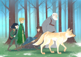 hodor by DoctorPed
