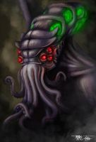 From the Eldritch Mists by Ito-Saith-Webb