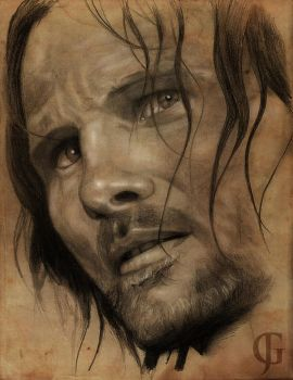 Aragorn by ShotLiver
