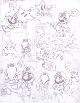 Super Mario Galaxy Comic 3 by StarWolf597