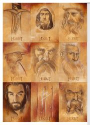 The Hobbit: An Unexpected Journey (part 3) by studiomia