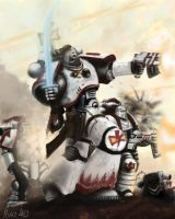 Sons Of Khan.Pre Heresy White Scars Tactical Squad by Ilqar