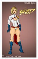 Power Girl - Modern Age by Femmes-Fatales