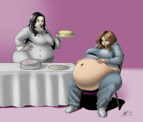 Belly Feed by LordAltros