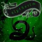 Fabric Design: Slytherin by wolf-girl87