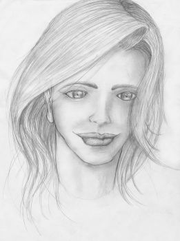 Female Face by helenovs